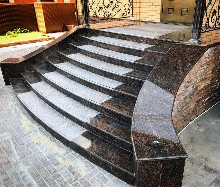 запрос фото монолитных уличных лестниц сделать бассейн для